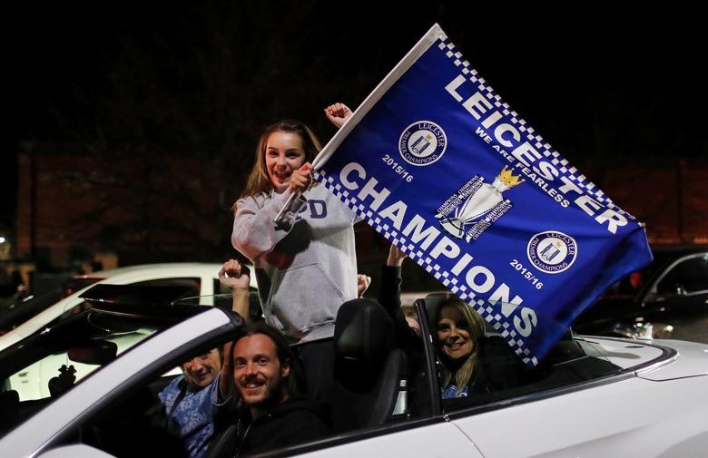 SVJETSKI HIT: Leicester prvak Engleske!