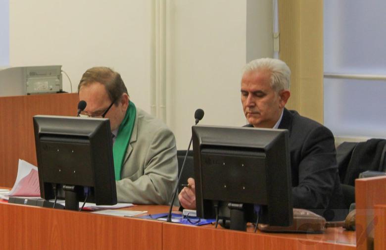 Živko Budimir prekinuo je suđenje zbog jakih bolova u kralješnici