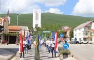 FOTO: Dostojanstveno proslavljen Dan branitelja općine Posušje