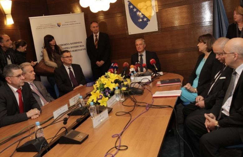 Raspisani lokalni izbori u BiH za 2. listopada, Mostar još pod znakom pitanja