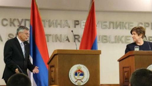 Reiner odbio dati izjavu jer nije bilo zastave Hrvatske