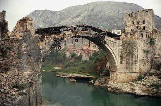 EKSKLUZIVNI DOKUMENT: Evo tko je naredio rušenje Starog mosta u Mostaru!