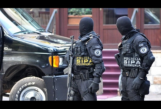 Ljubuški: Uhićene četiri osobe zbog diljanja kokaina