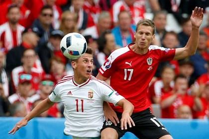 Mađarska slavila protiv Austrije, remi Portugala i Islanda