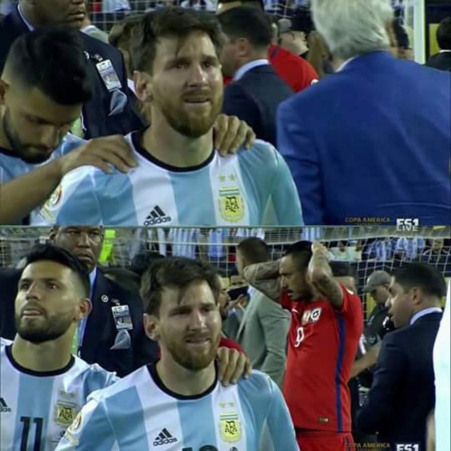 Gotovo je: Messi se oprostio od dresa Argentine