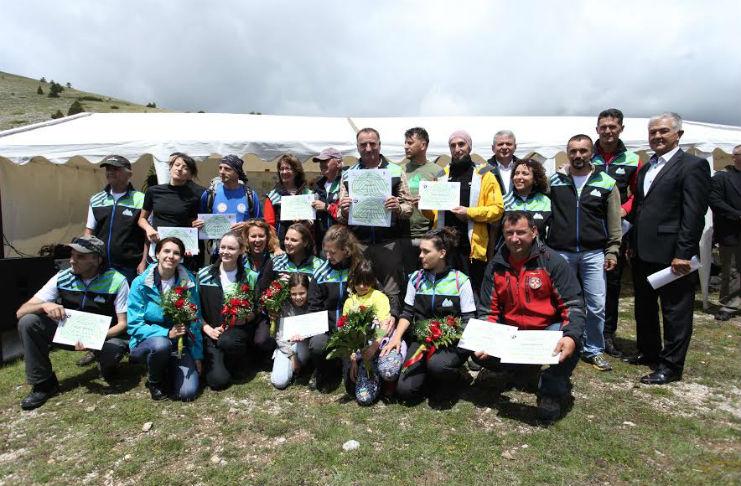 """Projekt Via Dinarica: U Parku prirode Blidinje otvorena """"Bijela staza"""""""