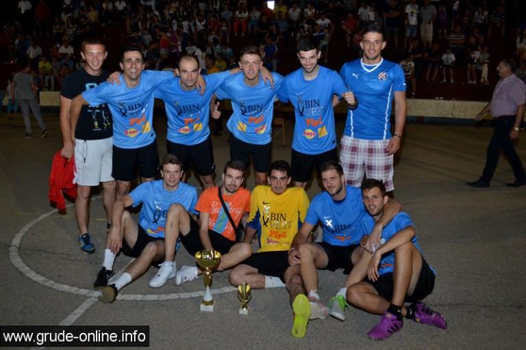 14. Ivanjdanski malonogometni turnir u Ružićima pripao ekipi Binvest Posušje