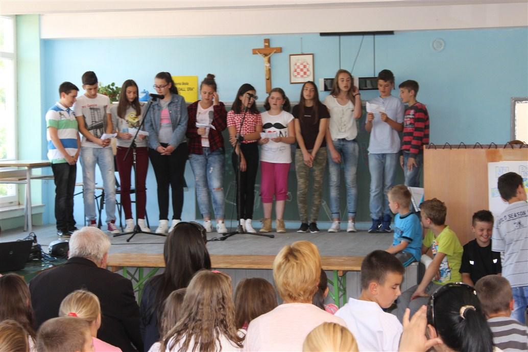 FOTO: Održana završna svečanost u O.Š. Franice Dall'era Vir
