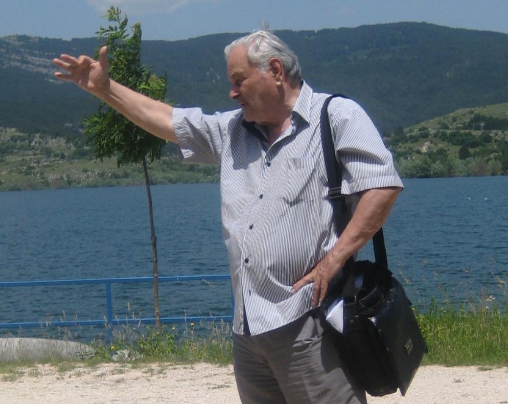 """Zanimljivi Posušani: Ivan Iko Petric bilježi sve o """"vatrenima"""""""