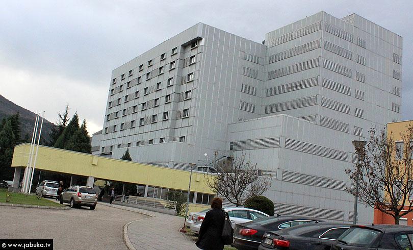 Mostar: Ograničeni posjeti pacijentima u bolnici do daljnjeg