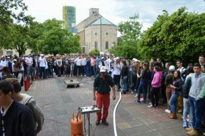 Održane obuke o protupožarnoj zaštiti u sklopu projekta HOLISTIC