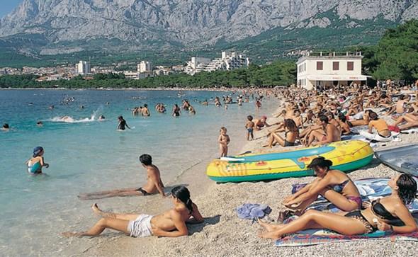 Gužve na rivijeri: Više od 25.000 gostiju odmara u Makarskoj