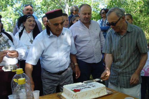 Pola stoljeća novinarskog rada Pere Crnogorca