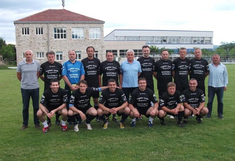 FOTO: Nogometni veterani HŠK Posušje prvaci H.R.L.V.