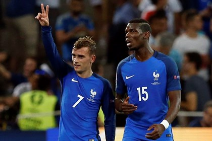 Francuska u finalu Eura
