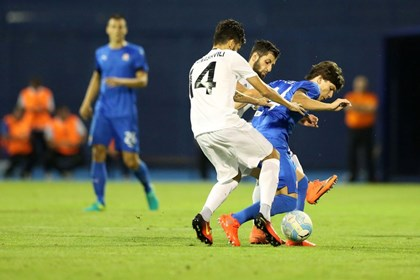 Dinamo osigurao veliku prednost uoči uzvrata u Tbilisiju