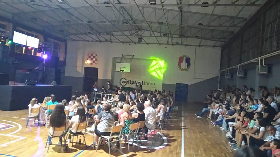 FESTIVAL PJEVAČA AMATERA: Patricija Galić prvi glas Posušja!