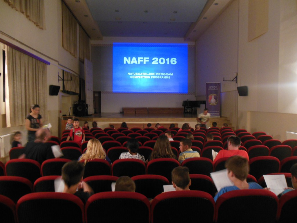"NAFF: Posuška publika nagradila ""Bingo"",  Grand prix osvojio ""The Beard"" – ""Brada"""