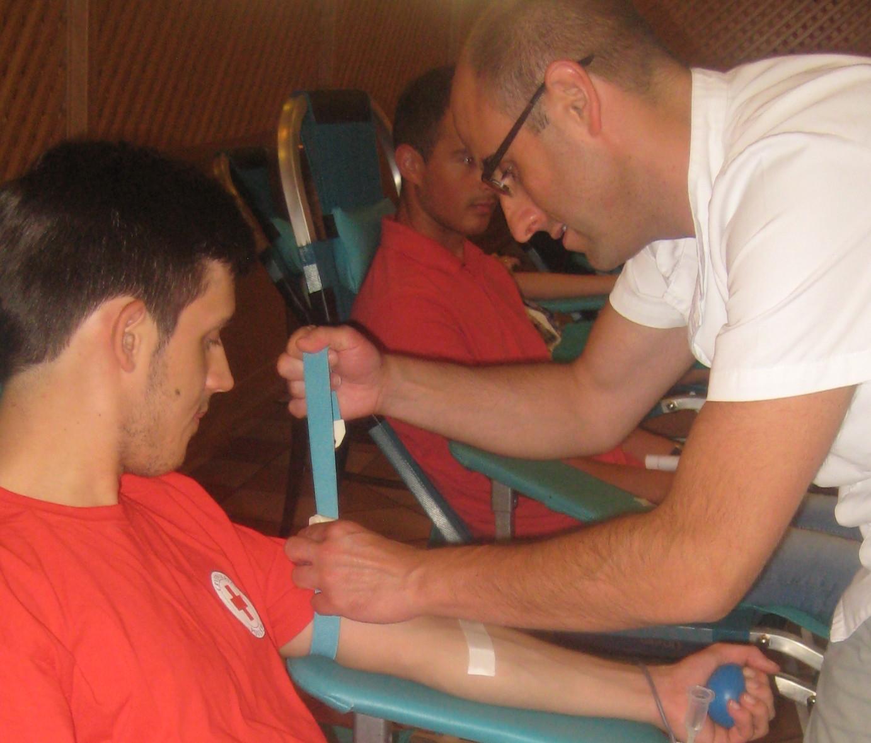 POSUŠJE: Uspješna ljetna akcija darivanja krvi, čak 63 darivatelja