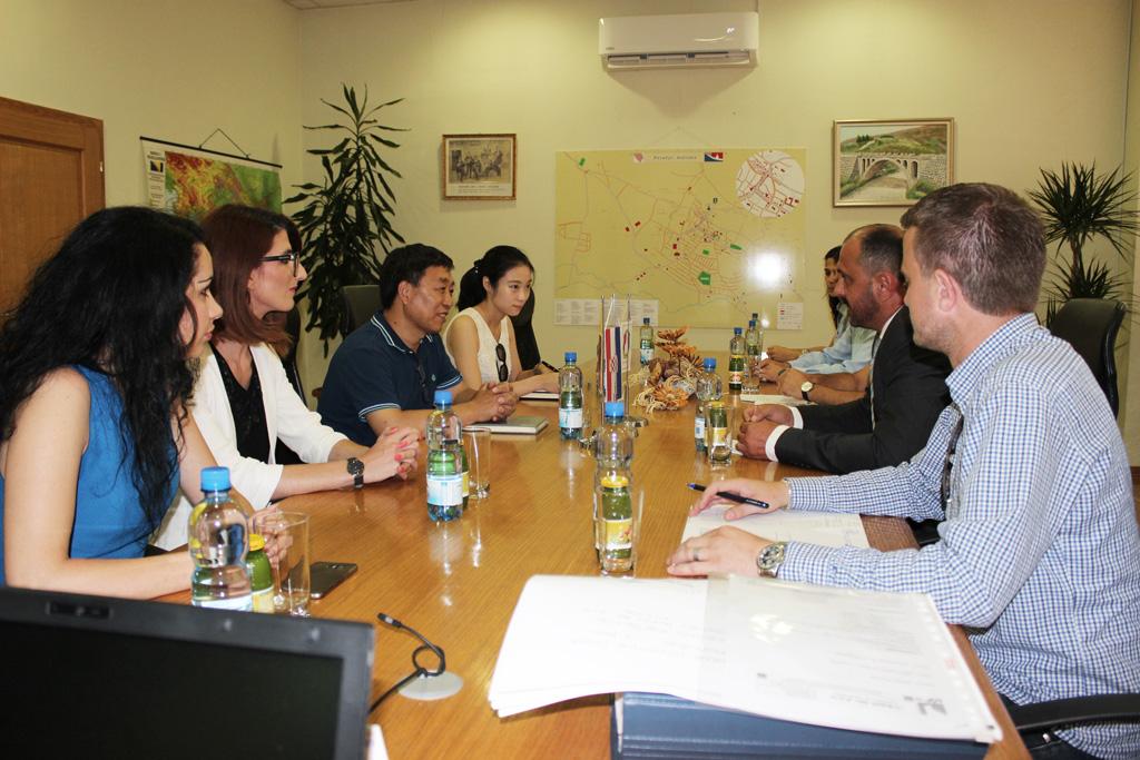 Izaslanstvo kineskog veleposlanstva posjetilo općinu Posušje