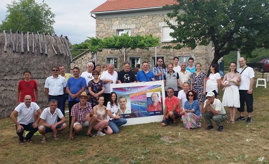 Likovna kolonija u spomen na velikane Ferdu Kovača i Franju Primorca