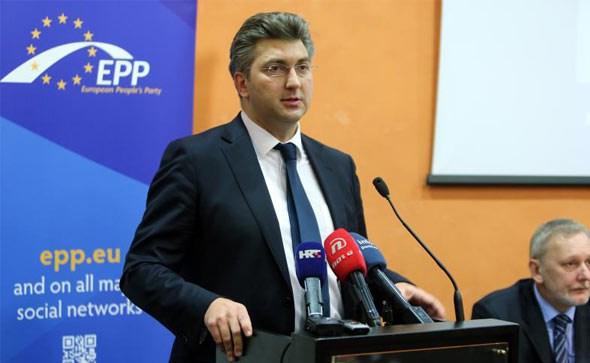 Cilj je vratiti povjerenje birača vjerodostojnom i dosljednom politikom HDZ-a