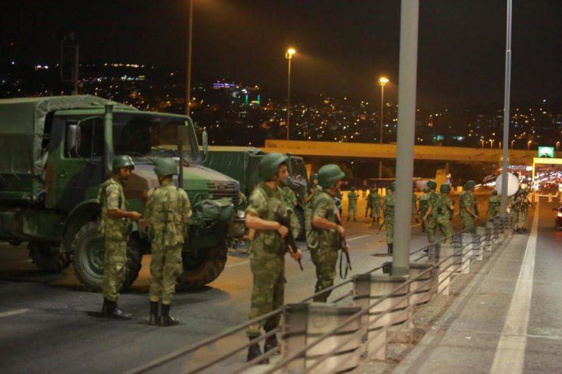 Vojska izvela državni udar u Turskoj!