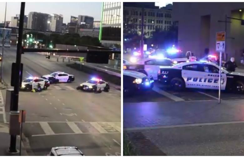KAOS NA ULICAMA SAD-A: Prosvjedi izmakli kontroli, zbog ubojstva crnaca snajperisti ubili 5 policajaca u Dallasu