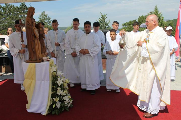 Župa Vinjani proslavila blagdan svoje suzaštitnice svete Ane