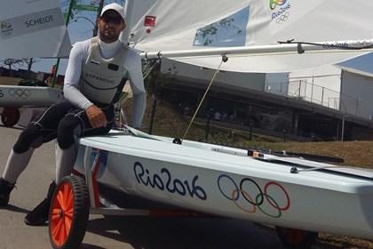 Srebro za Tončija Stipanovića, prva medalja u povijesti jedrenja!
