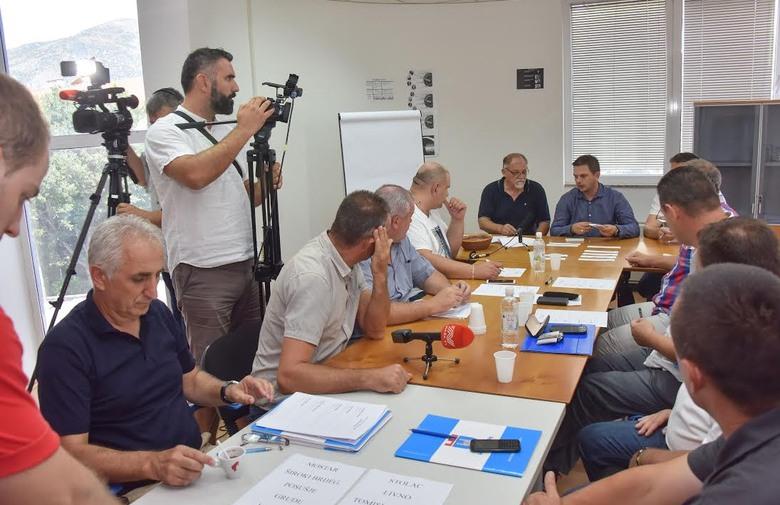 Liga Hercegovine: U srijedu Gradac protiv Pregrađa iz Ljubuškog