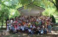 """FOTO: Više od stotinu djece na """"Danima dječjeg veselja"""" u Posuškom Gracu"""