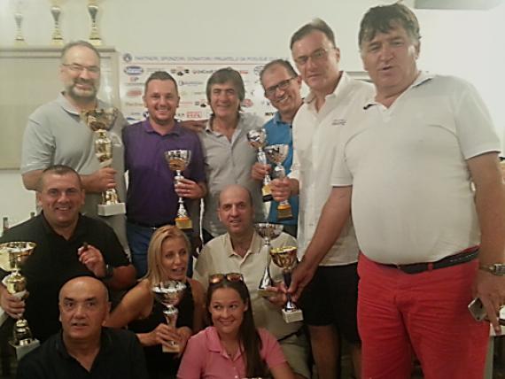 "Rekordna 54. golfera igrala na turniru ""Kamen, krš i maslina"""