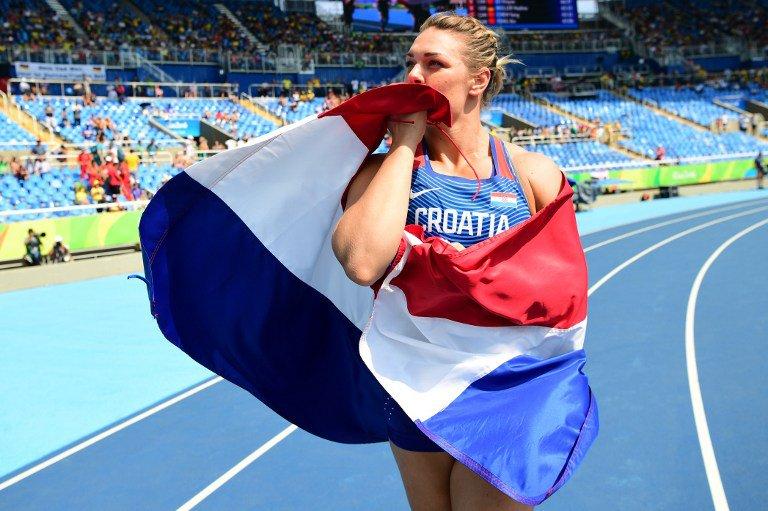 Sandra Perković je opet ZLATNA: Hrvatska ima četvrtu medalju u Riju!
