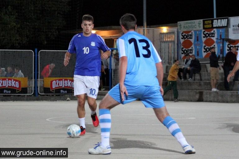Počela Liga Hercegovine, Grude Centar uvjerljivo slavio protiv ekipe iz Tomislavgrada