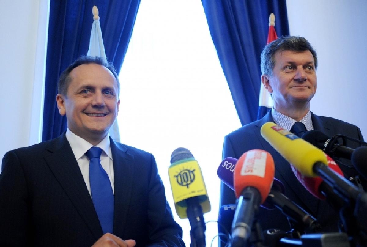 Prgomet i Kujundžić se vraćaju u HDZ: Spremamo se za izbore