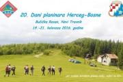 NAJAVA: Dani planinara Herceg Bosne 2016 – Novi Travnik