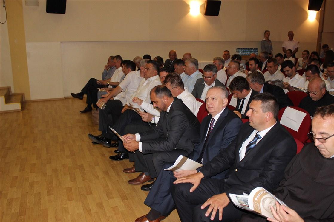 Održana svečana sjednica Općinskog vijeća povodom Dana općine Posušje