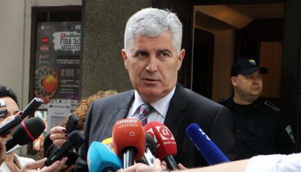 ČOVIĆ: Mislim da za HDZ BiH dogovor SDA i SNSD o mehanizmu koordinacije nije prihvatljiv
