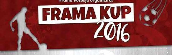 NAJAVA: Frama kup 2016.