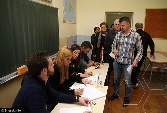 Glasovanje u BiH: Izbori za zastupnike u Hrvatski sabor 10. i 11. rujna