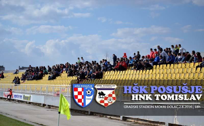 PRIPREME: Posušje dočekuje Tomislav