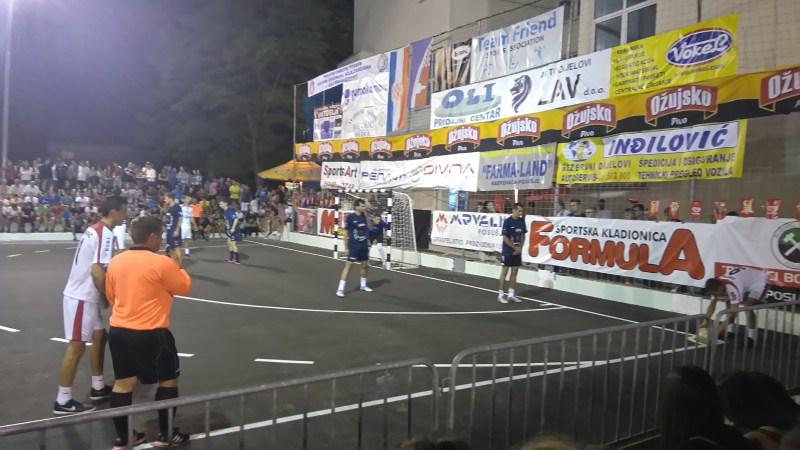 Meljakuša i Gradac izborili međusobno polufinale