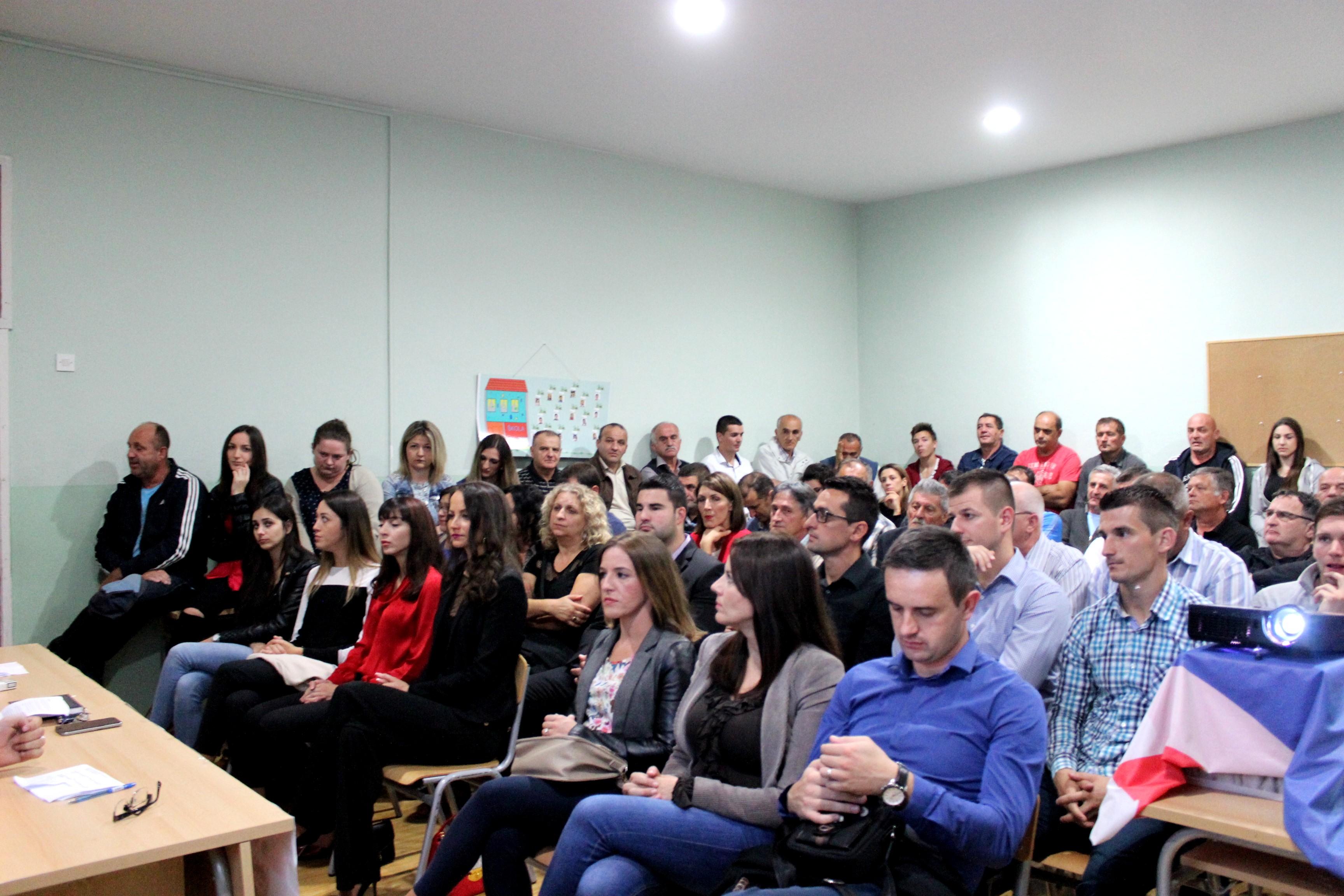 HDZ BIH u Gracu potvrdio svoju snagu i zajedništvo