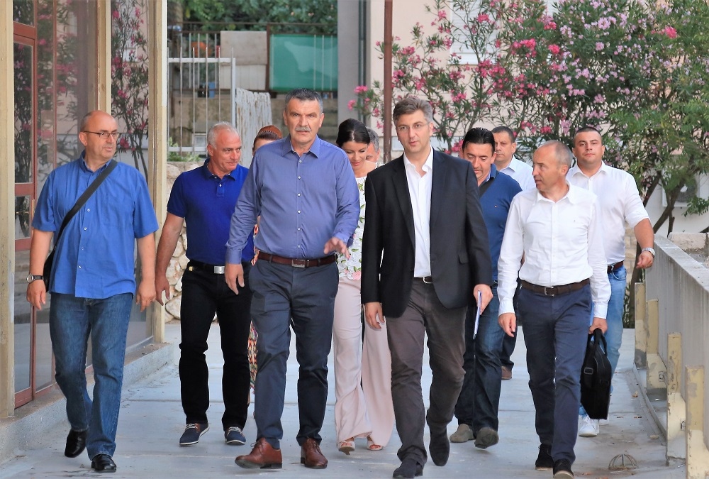 VIDEO: Plenković i general Krstičević pozivaju na izlazak na izbore