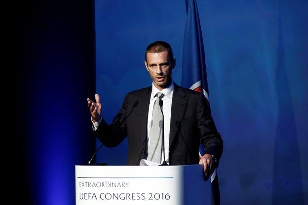 Slovenac Čeferin novi je predsjednik UEFA-e
