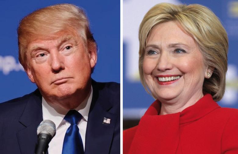 Clinton i Trump ulaze u završnicu kampanje