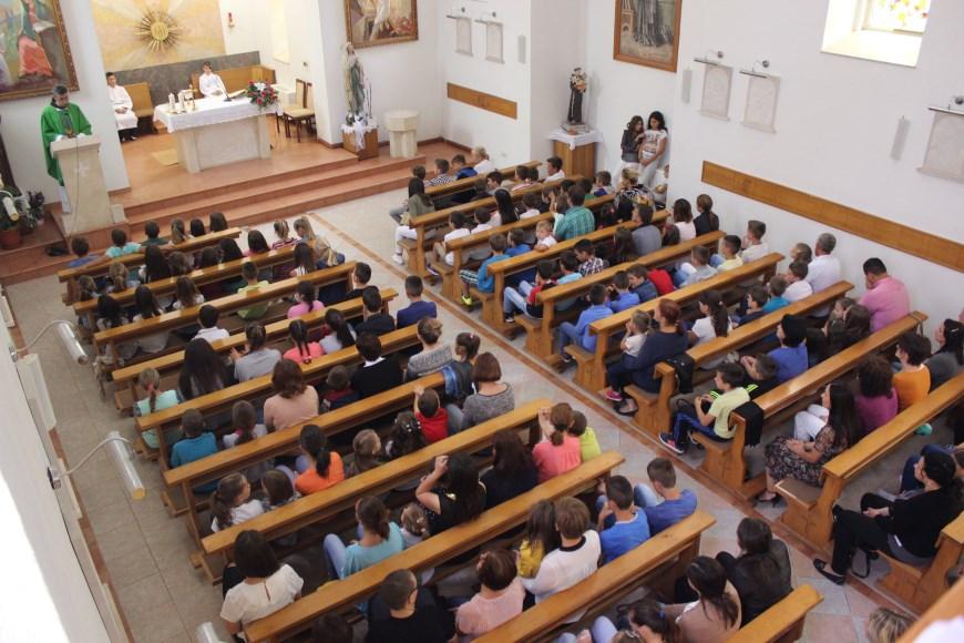 GRADAC: Počela nova školska i vjeronaučna godina