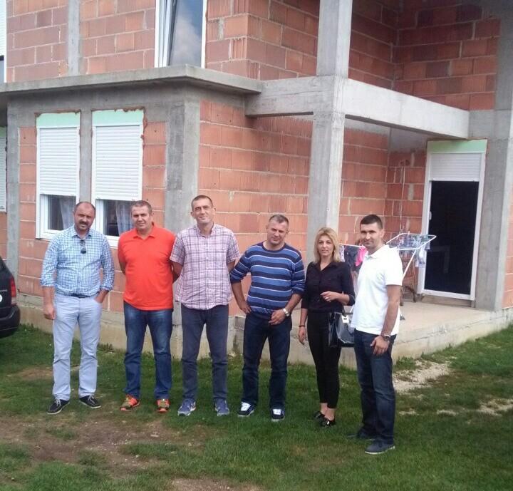 Udruga maloljetnih dragovoljaca Domovinskog rata HZ HB u posjeti svojim članovima u Bugojnu i Žepču