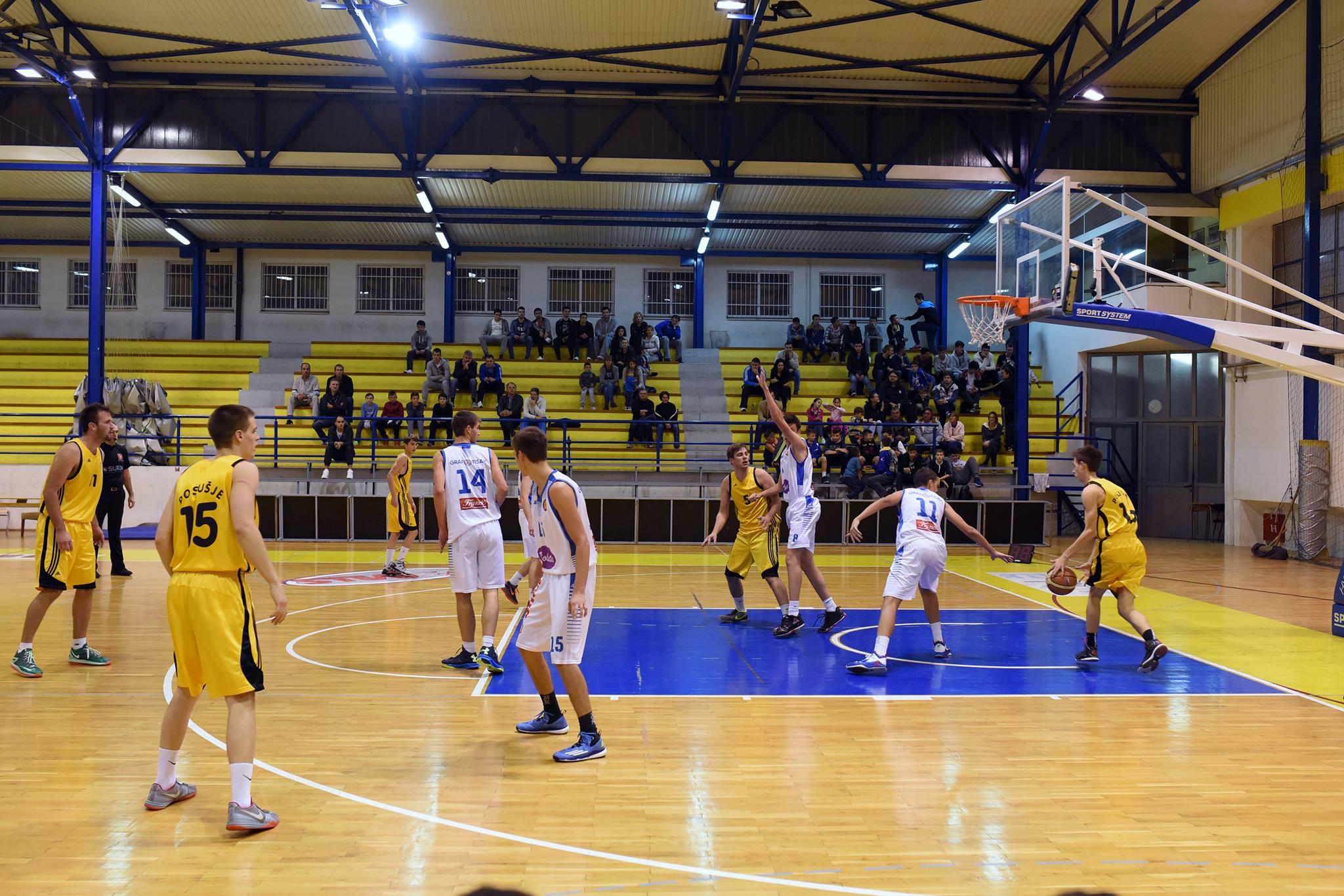 Košarkaši nastavljaju s pobjedama u pripremnim utakmicama: Igrom oduševljavaju mlađi igrači